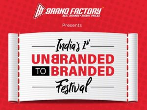 brand factory festival offers