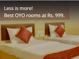 best oyo rooms at 999