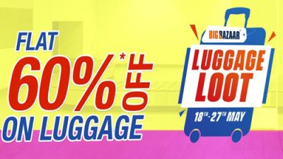 bigbazar luggage offers