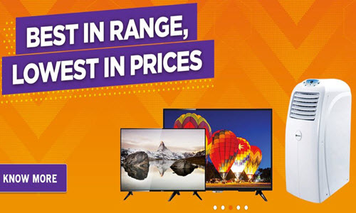 bigbazaar offers on electronics