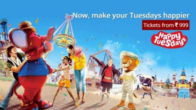 imagica tuesday offers