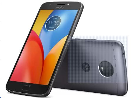 moto e4 plus mobile