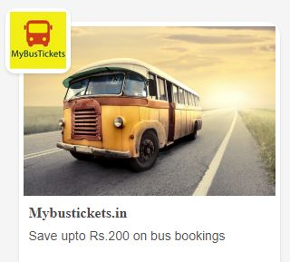 ola money bus bookings