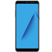 samsung A8 plus mobile