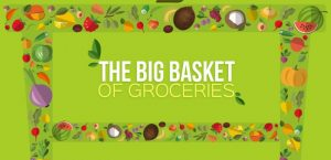 bigbasket grocery, fruits and vegetables