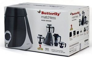 Butterfly Matchless Mixer Grinder 750-watts
