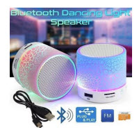 Wireless LED Bluetooth Speakers