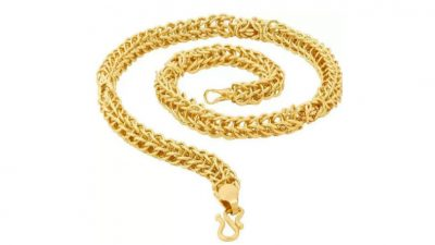 Voylla Gold-Plated Brass Chain