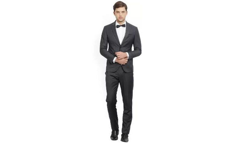 Louis Philippe Men's Suit