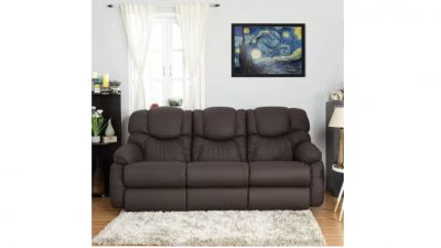 Leatherette Manual Rocker Recliners