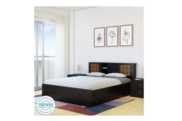 Rhapsody Engineered Wood Bed
